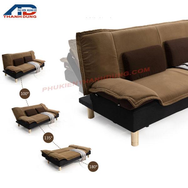 Bản Lề Gấp Ghế Sofa Thành Giường Tiện Dụng xi 7 màu