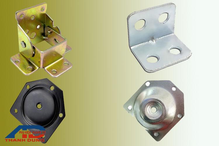 Các loại pát sắt thông dụng
