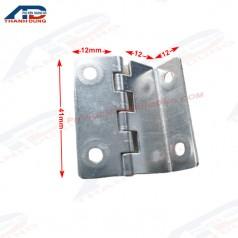 Bản lề cửa tủ gấp ba lần bản 41 x12mm TD-L4112