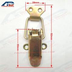 Khóa Mỏ Vịt Loại Nhỏ Thép Xi 7 Màu TD-KMV92729